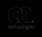 CA INC logo