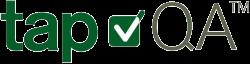 tap|QA logo