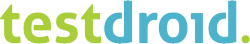 Testdroid logo
